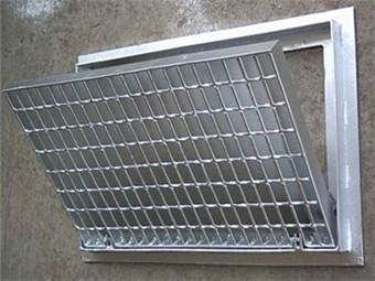 钢格栅板沟盖