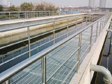 化工厂钢格栅板